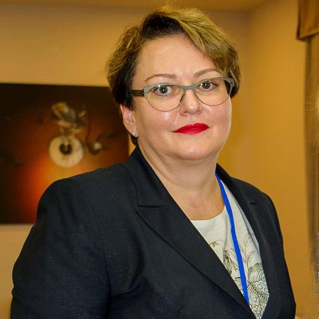 Оксана Гончарко